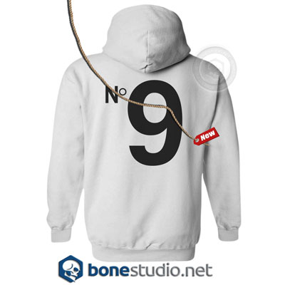 Coco No 9 Hoodies
