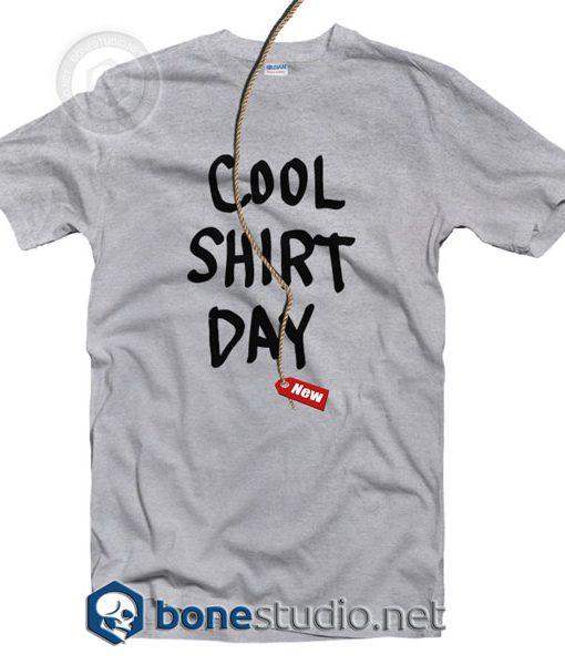 Cool Shirt Day T Shirt