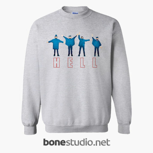 HELL The Beatles T Shirt