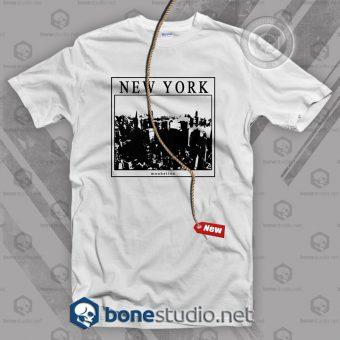 New York Manhattan T Shirt