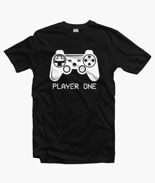 Player One Game T Shirt