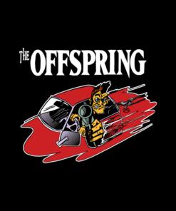 Stupid Dumbshit Goddam Mother Fucker The Offspring T Shirt