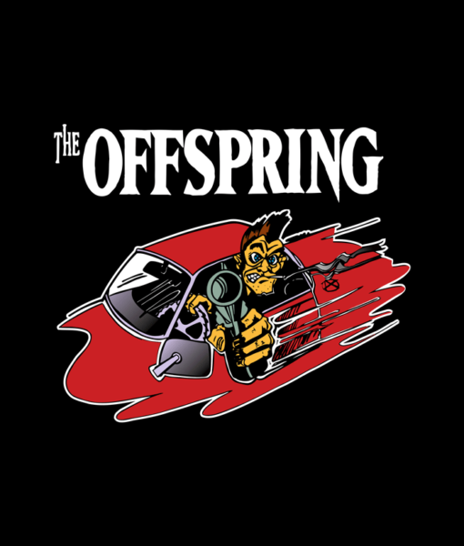 Stupid Dumbshit Goddam Mother Fucker The Offspring T Shirt