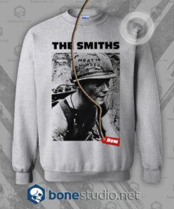 Meat Is Murder The Smith Sweatshirt