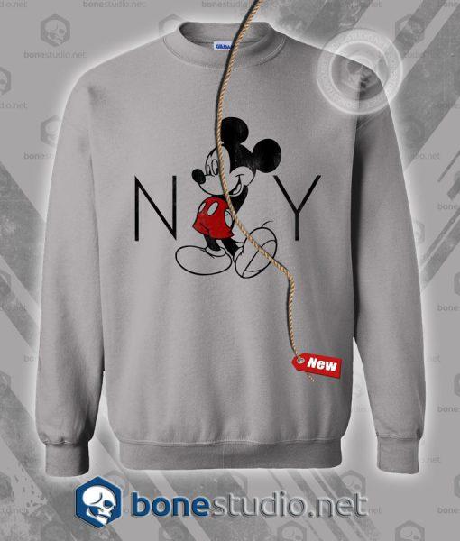 Mickey Mouse NY Sweatshirt