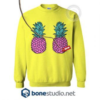 Pineapple Sweatshirt