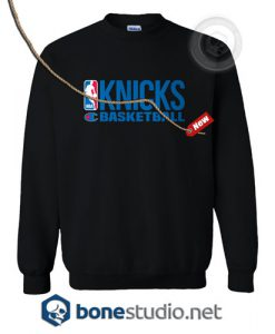Knicks Basketball Sweatshirt