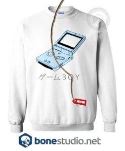 Pastel Gameboy Sweatshirt