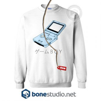 Pastel Gameboy Sweatshirt