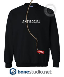 Anti Social Sweatshirt