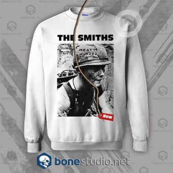 Meat Is Murder The Smith Sweatshirt
