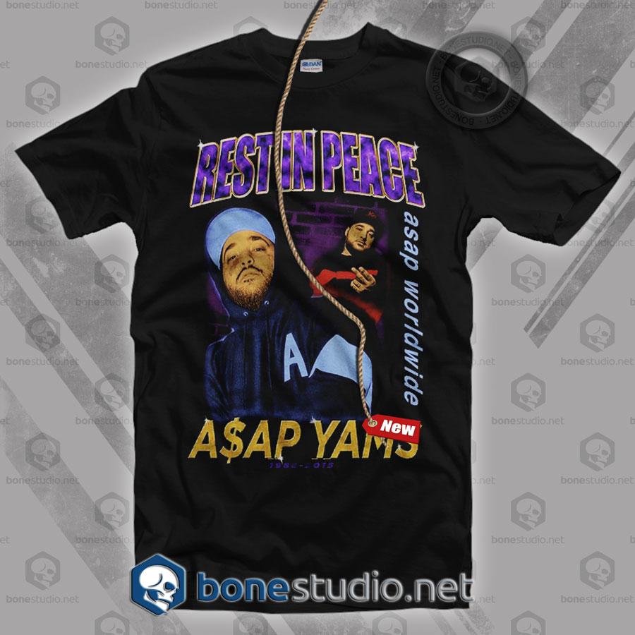 RIP Yams T Shirt