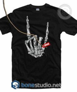 Rock Hand T Shirt