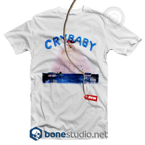 Crybaby Cover T Shirt