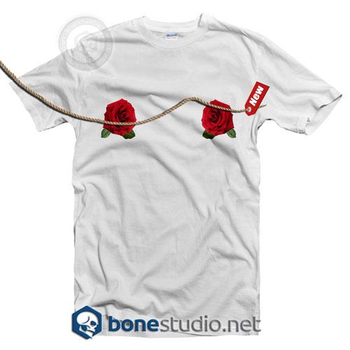 Rose Tits T Shirt