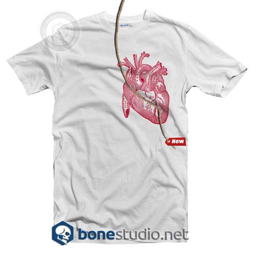 Human Heart T Shirt