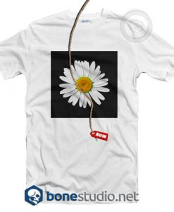 Daisy Flower T Shirt