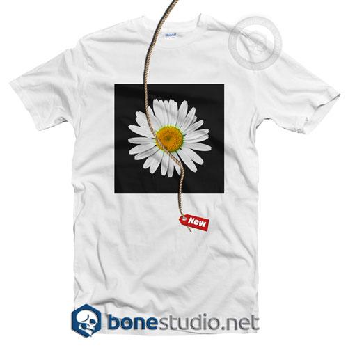 Daisy Flower T Shirt