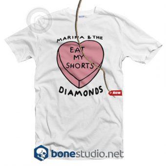Marina And The Diamonds T Shirt
