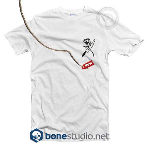 Mason Dagger Rose T Shirt