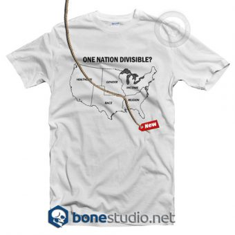 One Nation Divisible T Shirt