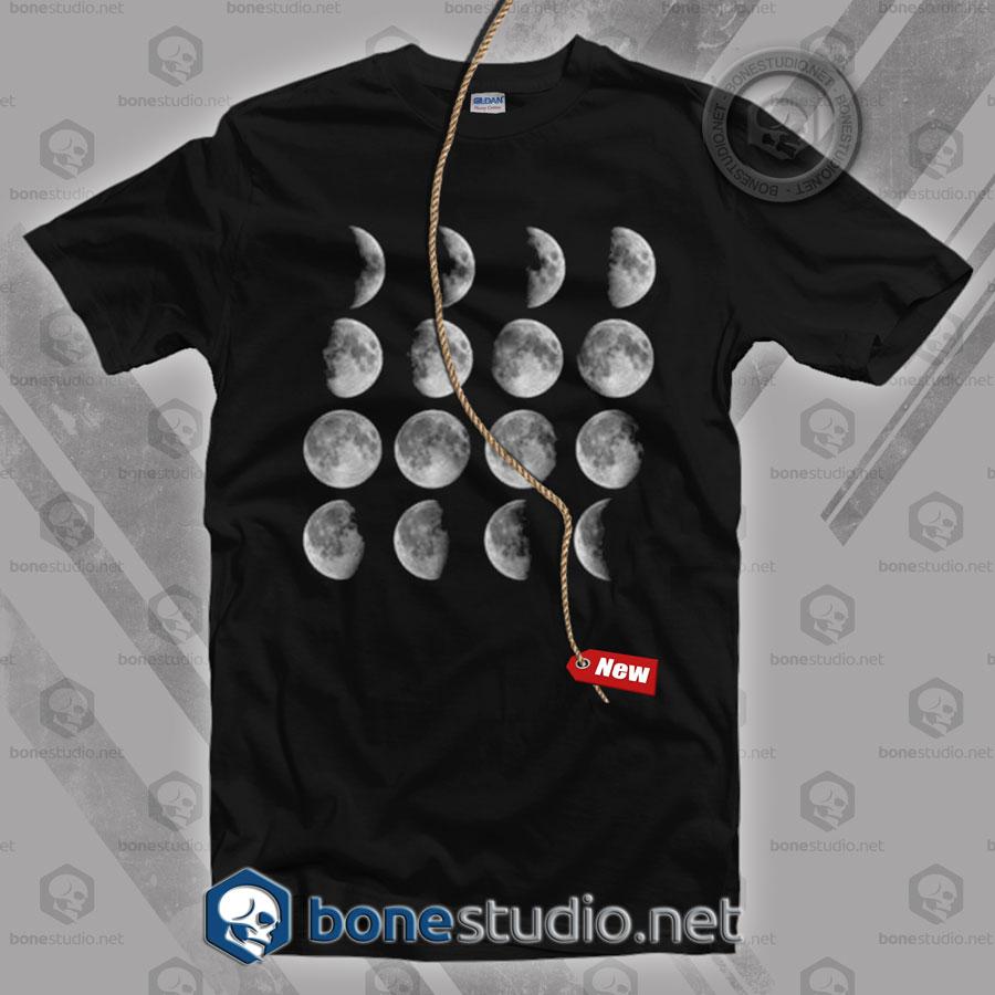 Moon T Shirt