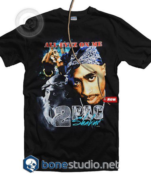 2Pac All Eyez On Me T Shirt