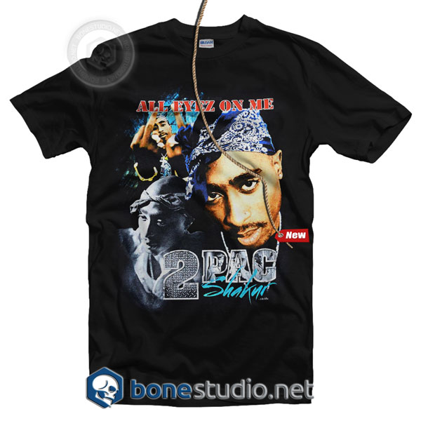 2Pac All Eyez On Me T Shirt