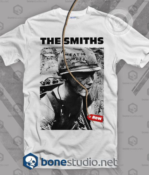 Meat Is Murder The Smith Band T Shirt