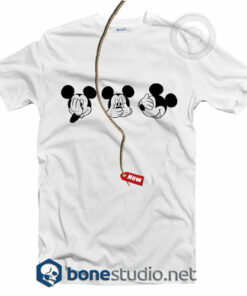 Expression Mickey Mouse T Shirt