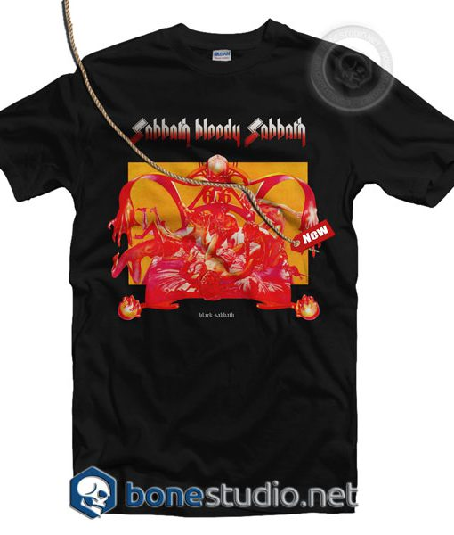 Sabbath Bloody Sabbath T Shirt