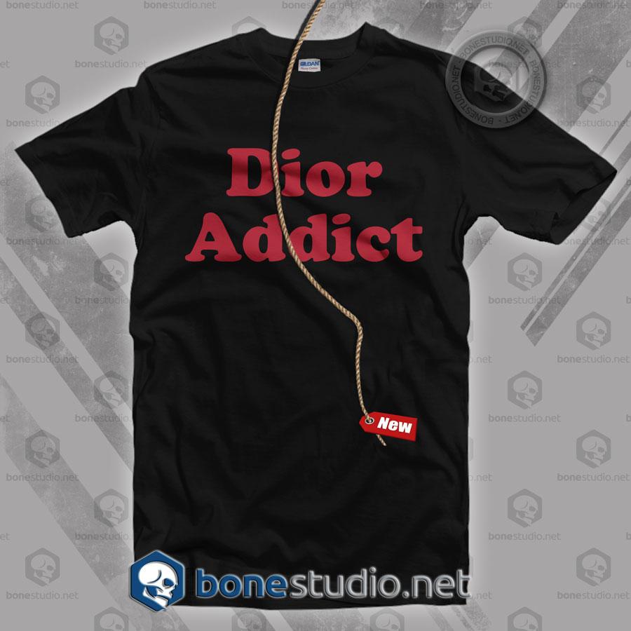 Dior Addict T Shirt