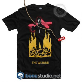 The Weeknd T Shirt