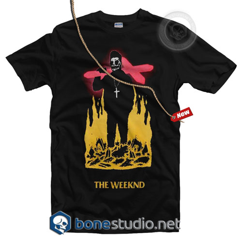 The Weeknd T Shirt