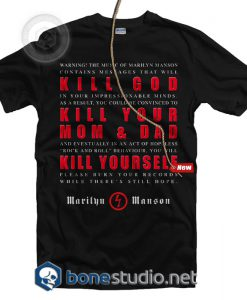 Kill God T Shirt