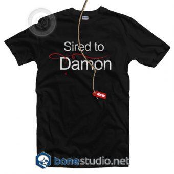 Sired To Damon T Shirt