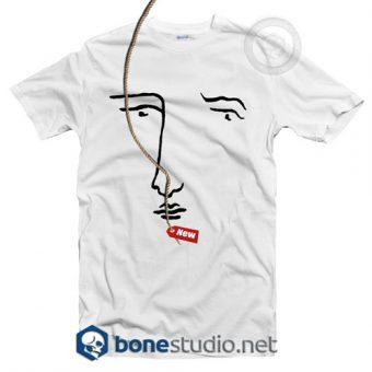 Abstract Face T Shirt