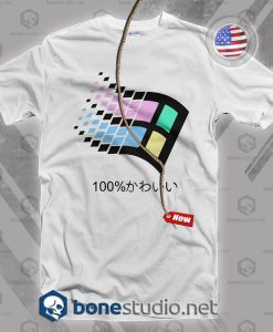 Windows T Shirt
