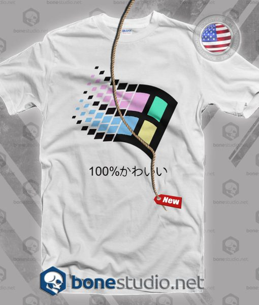 Windows T Shirt