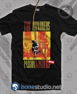 The Hundreds Passion And Patience T Shirt