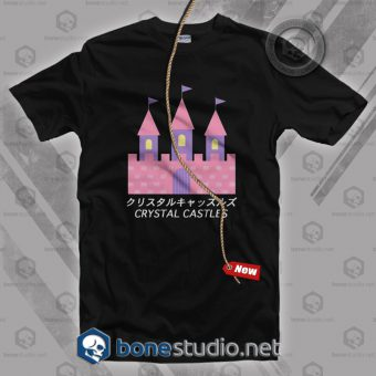 Crystal Castles T Shirt