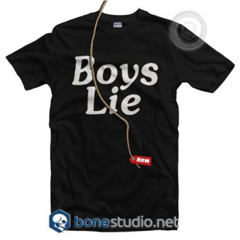 Boys Lie T Shirt
