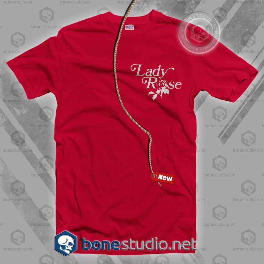 Lady Rose T Shirt