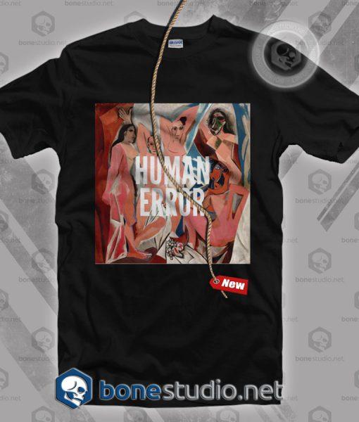 Human Error T Shirt