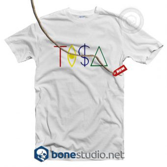 TOSA Triangle T Shirt