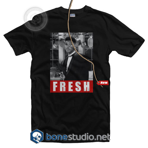 Fresh Will Smith T Shirt