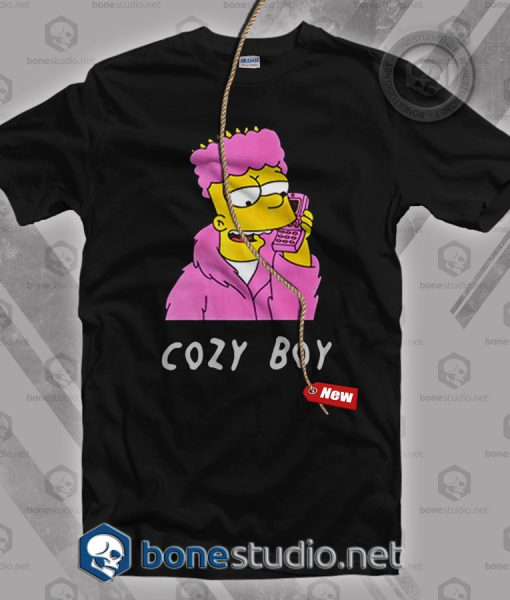 Cozy Boy T Shirt