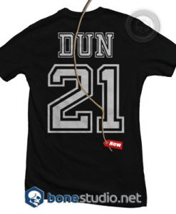 Dun 21 Twenty One Pilots Band T Shirt