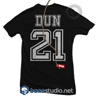 Dun 21 Twenty One Pilots Band T Shirt