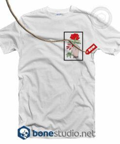 Rose Hand T Shirt